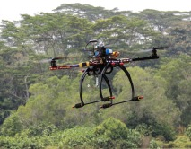 Drones trigger privacy and liability risks?